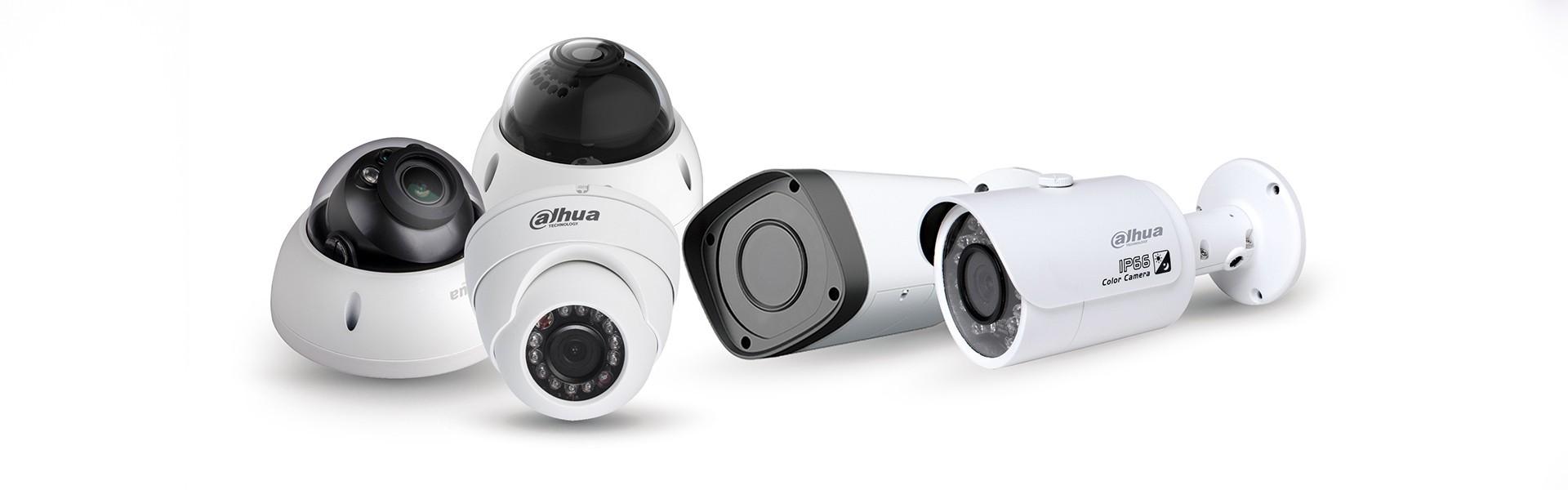 Dahua HD-CVI Камери
