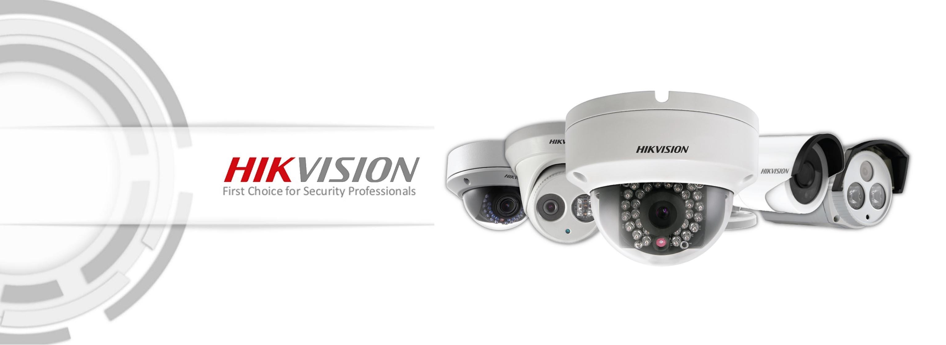 Hikvision HD-TVI Камери